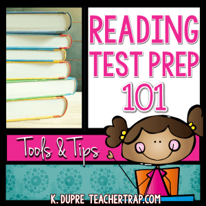 Reading Test Prep 101