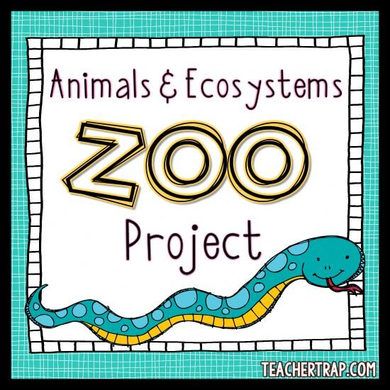 Animal and Ecosystem Zoo Project