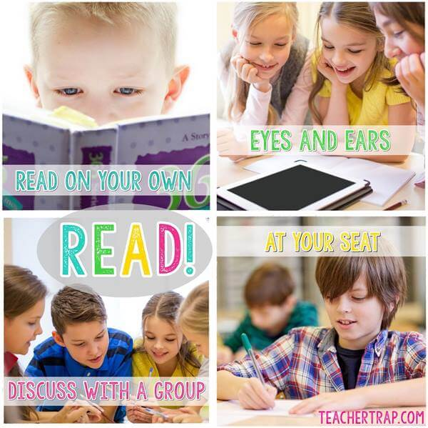 reading block reading comprehension