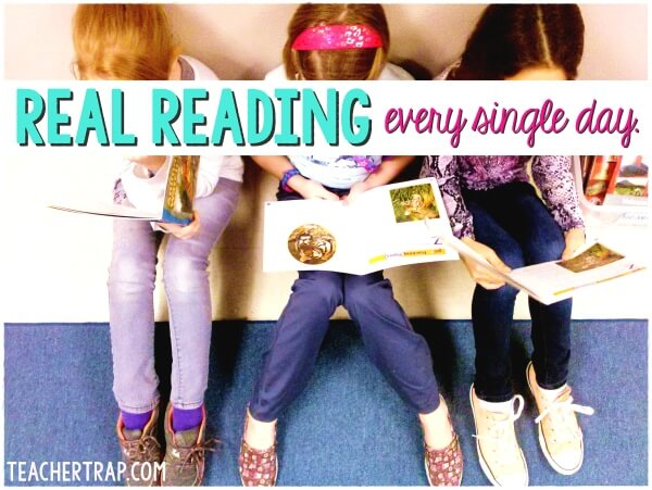Real Reading Book Clubs