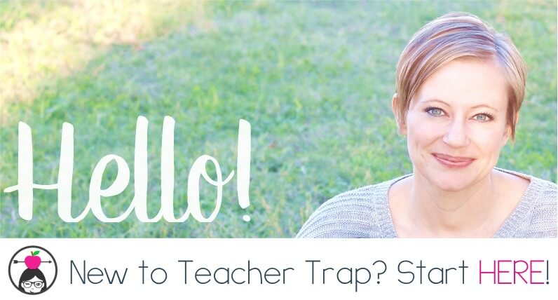 Teacher Trap Welcome