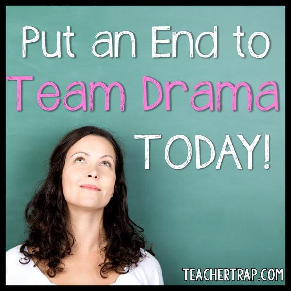 Team Drama